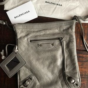 Balenciaga Flat Crossbody